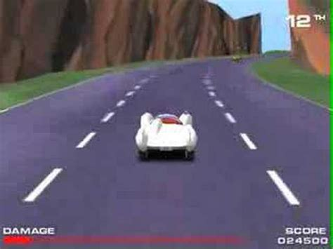 Speed Racer Game - YouTube