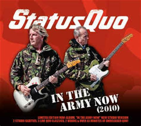 Status Quo - In The Army Now (2010) (CD, Album) at Discogs
