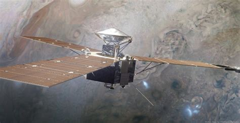 With Juno in good health, NASA approve mission extension