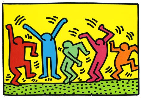 Keith Haring | Integrated Arts Academy