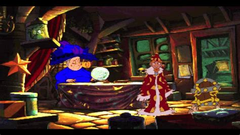 Lets Play Discworld 2 Part 1 - YouTube