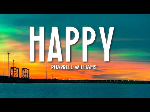 Pharrell Williams - Happy (Official Music Video) - YouTube
