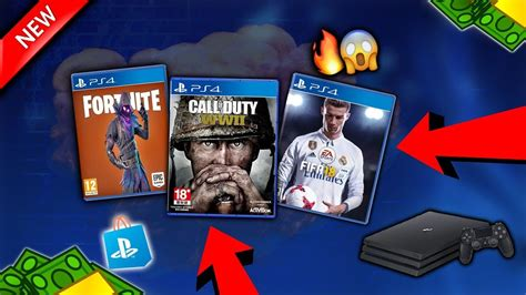 How to Get FREE PS4 GAMES - (WORKING MAY 2018) *free games