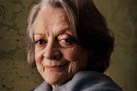Dame Maggie Smith talks Harry Potter, Downton Abbey and