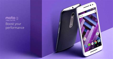 Motorola to launch the Moto G Turbo Edition in India on