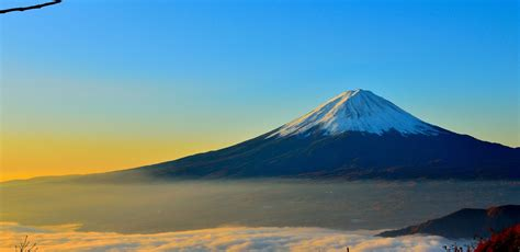 Mount Fuji, discover the history behind Japan's tallest