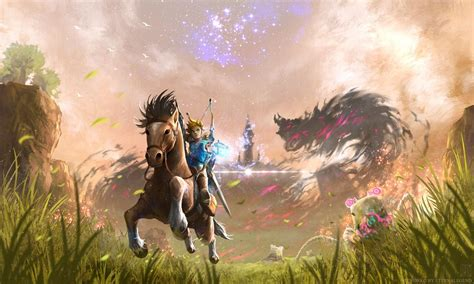 The Legend of Zelda Breath of the Wild Free Download - PC