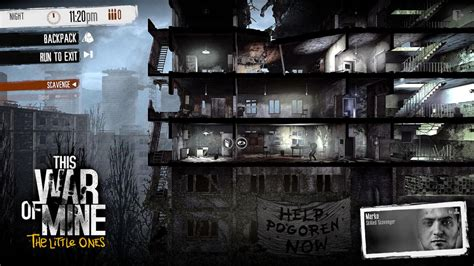 This War of Mine: The Little Ones Review | Invision Game