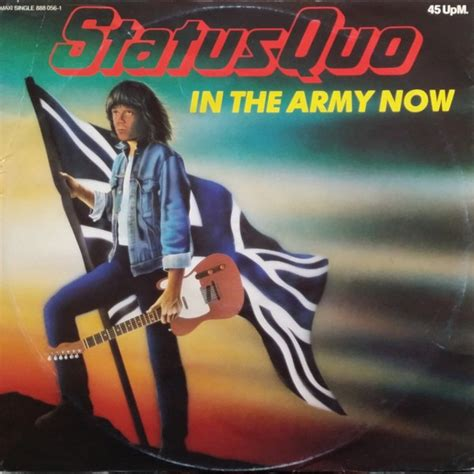 "Status Quo - In The Army Now (Vinyl, 12"", 45 RPM, Maxi"
