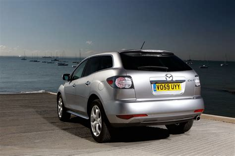 Revised 2010 Mazda CX-7 Crossover with New Turbo Diesel