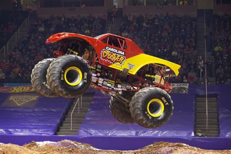 Monster truck rally promises quite the spectacle