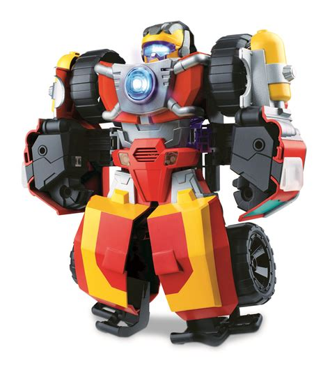 Official Images for Transformers: Rescue Bots Hot Shot