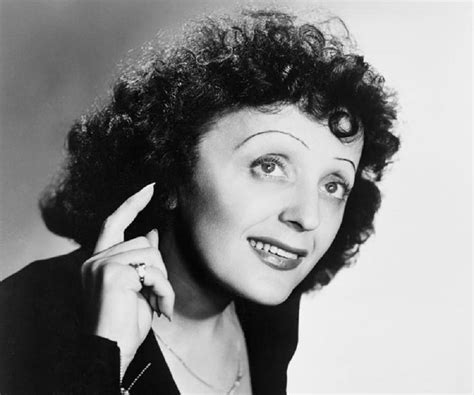Edith Piaf, France's Icon, France's Pride and Joy