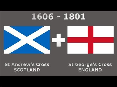 History of the British flag - YouTube