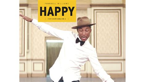Single Review: 'Happy' by Pharrell Williams | Inquirer