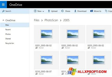Download OneDrive for Windows XP (32/64 bit) in English
