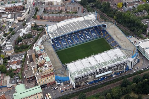 New Stamford Bridge could help Chelsea overtake Arsenal as