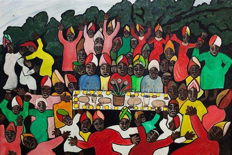 The Colors of Jamaican Art and Spirit of its Artists
