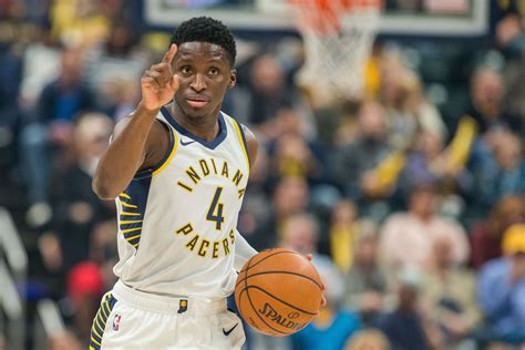 Pacers Star and Singer Victor Oladipo Tells Us What NBA
