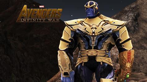 Thanos (Marvel Cinematic Universe) [Add-On Ped] - GTA5