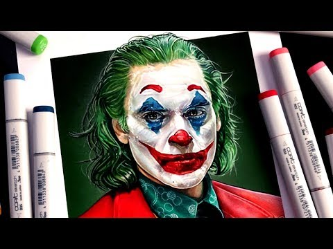 Using ALL My Markers In ONE Drawing !!   Copic Marker Art