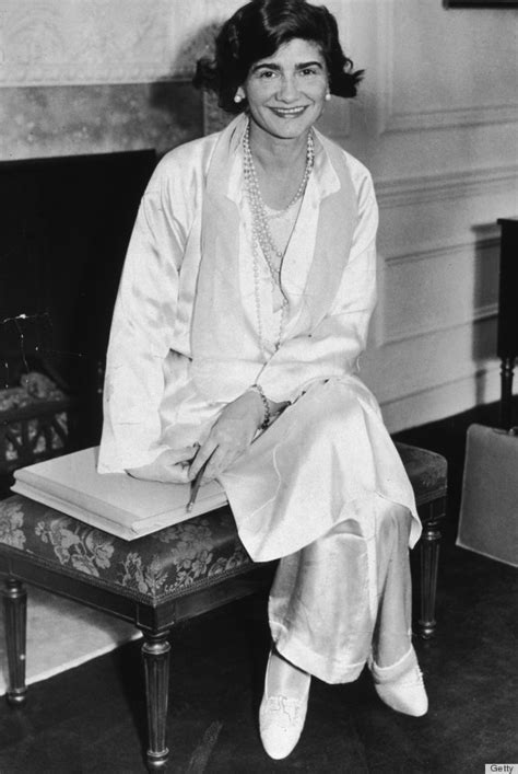 Coco Chanel Photos Prove The Designer Was Her Own Muse
