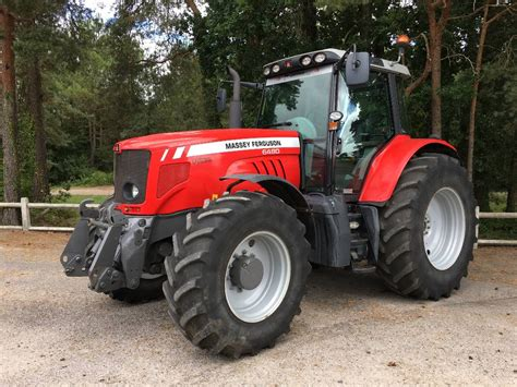 Used Massey Ferguson 6480 tractors Year: 2012 for sale