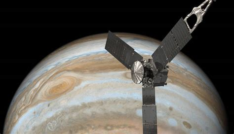 Juno completes historic flyby over Jupiter's Great Red