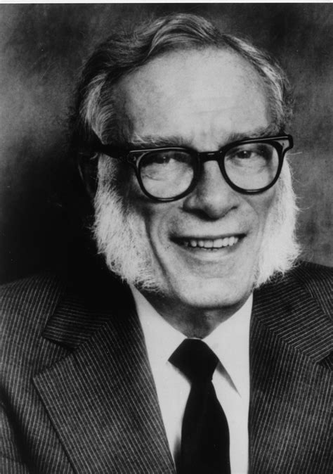 Isaac Asimov the Scientist, biography, facts and quotes