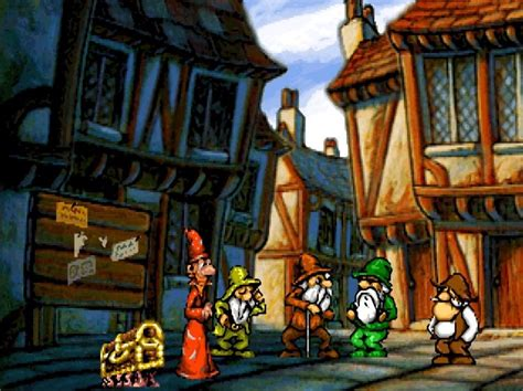 Discworld Classic Point and Click Adventure – Did You Get