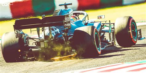 Mercedes' 2020 Formula One Championship Contender Hits The