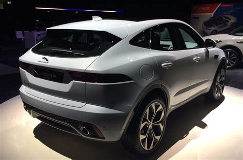 Jaguar E-Pace 2018: Release Date, Price, Specs and