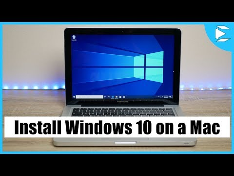 How to install Windows 10 on your Mac using Boot Camp