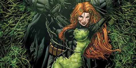 35 Hot Pictures Of Poison Ivy - One Of The Most Beautiful