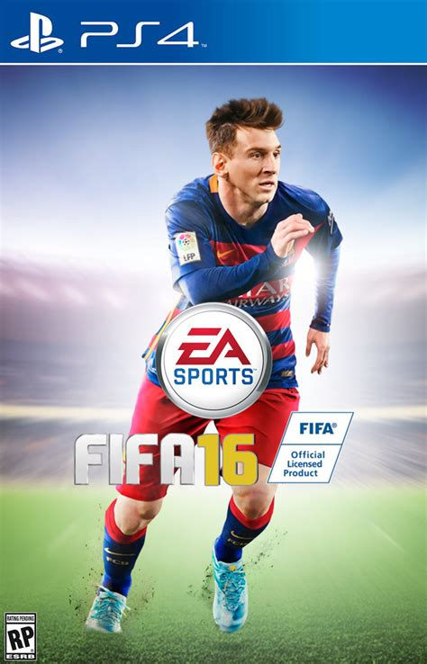 Fifa 2016 Deluxe Edition Poster by edaba7 on DeviantArt