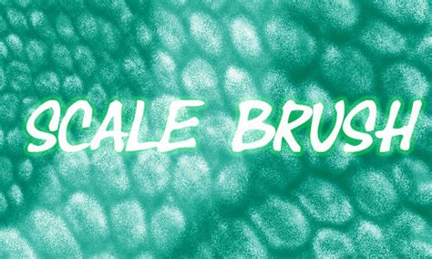 A Collection Of Free Scale Brushes For Photoshop | Naldz
