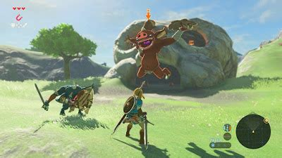 THE LEGEND OF ZELDA: BREATH OF THE WILD PC HIGHLY COMPRESSED