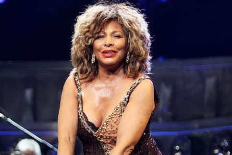 Tina Turner's life to be made into musical after West End