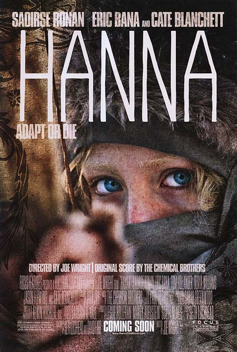 Hanna (2011) [REVIEW] | The Wolfman Cometh