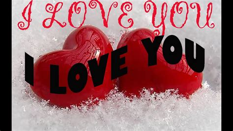 i love you romantic special videos - YouTube