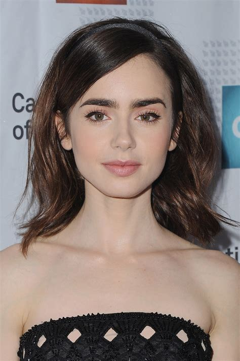 The Beauty Evolution of Lily Collins | Teen Vogue
