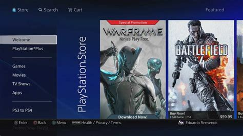 PS4 - PS Store: Playstation Store do Playstation 4 - YouTube