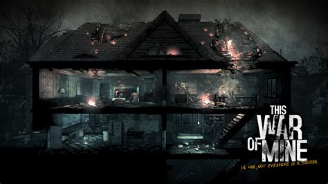 This War of Mine is a Bleak Depiction of What War is Like