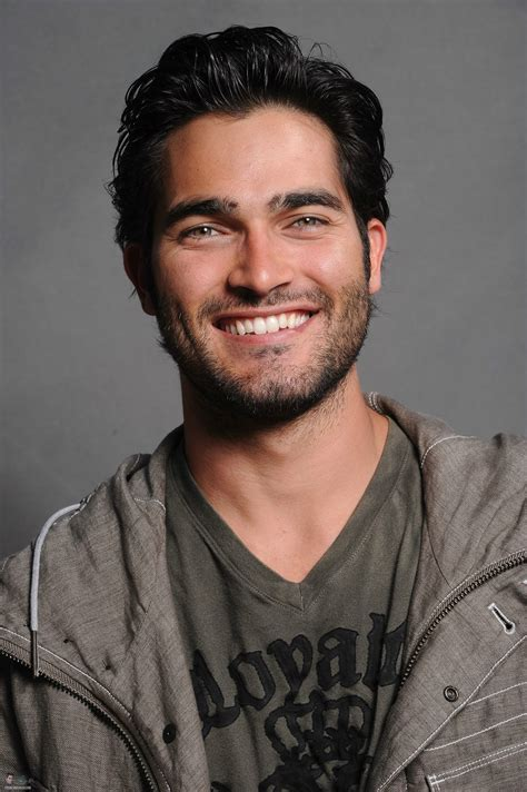 Tyler Hoechlin talks playing the new Superman in the