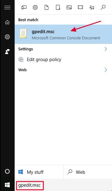 Disable OneDrive and Remove It From File Explorer in