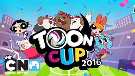 Toon Cup 2016 | Cartoon Network Game | Cartoon Network
