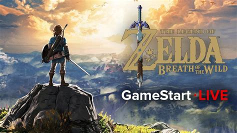 The Legend of Zelda™: Breath of the Wild - GameStart Live