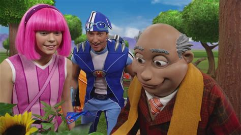 LazyTown S04E08 The Wizard Of Lazy Town 1080p HD - YouTube