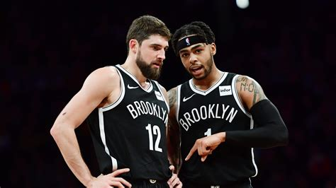 Brooklyn Nets Playoff Roster & Starting Lineup in Round 1
