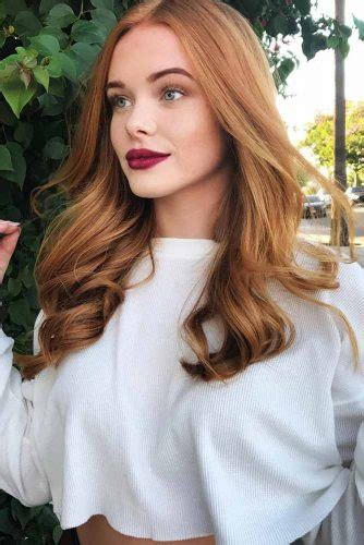 76 Sexy Strawberry Blonde Hair Looks │ LoveHairStyles